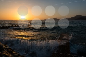 Sundown at the beach - franky242 photography