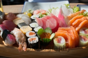 Sushi and Sashimi - franky242 photography
