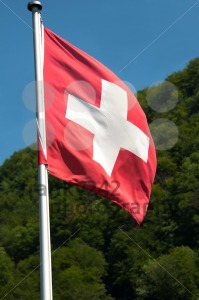 Swiss Flag - franky242 photography