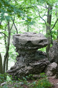 Table shaped rock - franky242 photography