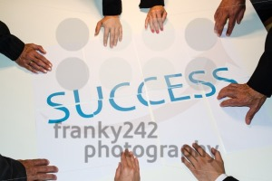 Teamwork means Success - franky242 photography