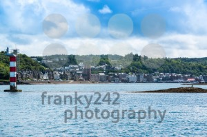 The Bay of Oban, Scotland - franky242 photography