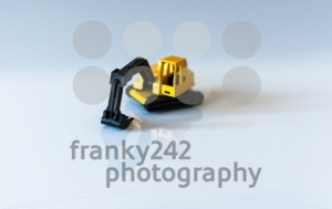 Toy Excavator - franky242 photography