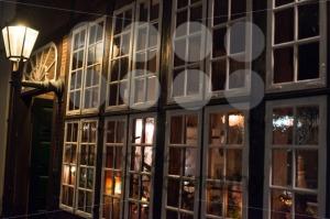 Traditional pub window - franky242 photography