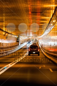 Tunnel-traffic-in-New-York