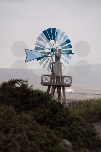 Typical Old Windmill on Lanzarote - franky242 photography