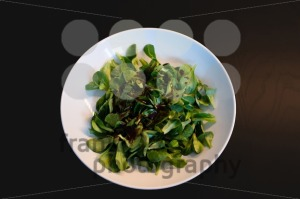 Valerianella lettuce - franky242 photography