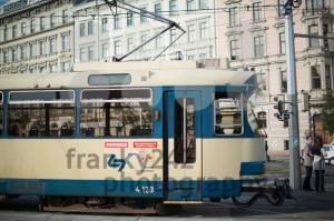 Vienna Tram - franky242 photography