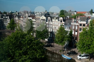 View-on-Amsterdam