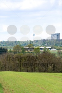 View on Stuttgart - franky242 photography