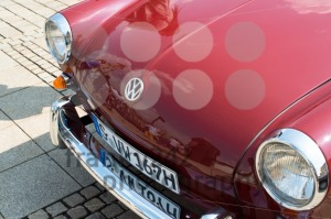Volkswagen Classic Car Detail - franky242 photography