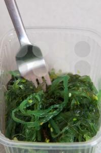 Wakame Seaweed Salad - franky242 photography
