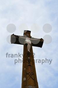 Wayside-crossshrine