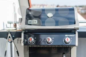 Weber Gas Grill Spirit E-320 (model 2014) - franky242 photography