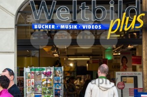 Weltbild store in Munich - franky242 photography