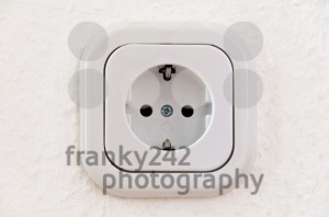 White-Power-Outlet-With-Path