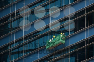 Window cleaner - franky242 photography