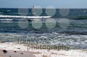Windsurfer on Lanzarote - franky242 photography