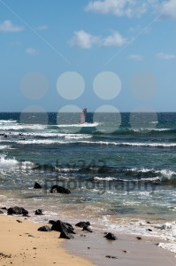 Windsurfer on Lanzarote - franky242 photography