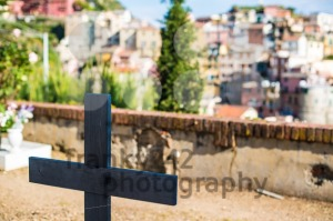 Wooden-Cross-In-Cemetery