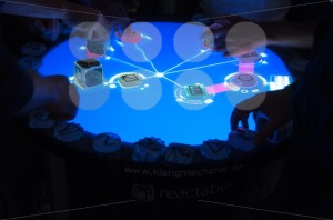 Workshop-using-the-Reactable