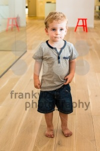 Young  Boy in Kindergarten - franky242 photography