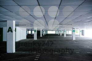 abandoned car park - franky242 photography