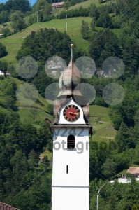 beautiful church in alpine landscape - franky242 photography