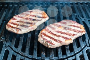 beef steaks on the grill - franky242 photography