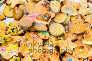 childrens christmas cookies - franky242 photography