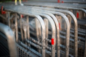 crowd control barriers - franky242 photography