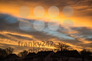 dramatic sunrise - franky242 photography