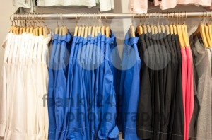 fashion clothing on hangers - franky242 photography