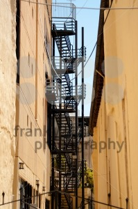 fire escape - franky242 photography