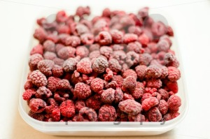 frozen-raspberries