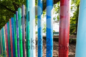 kindergarten fence - franky242 photography