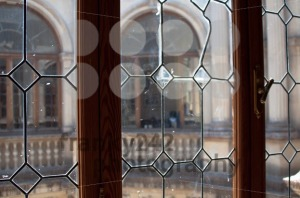old lead glass window - franky242 photography