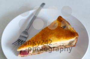 rhubarb cake - franky242 photography