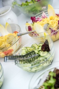 salad buffet - franky242 photography
