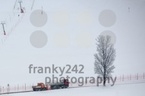 snow thrower and dump truck - franky242 photography