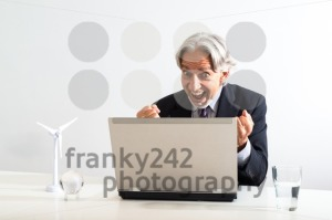 successful businessman - franky242 photography