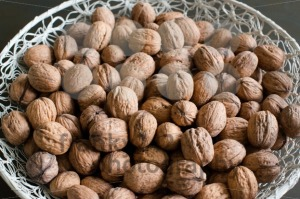 walnuts in a basket - franky242 photography