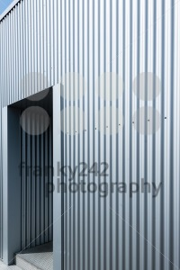 warehouse with entrance - franky242 photography