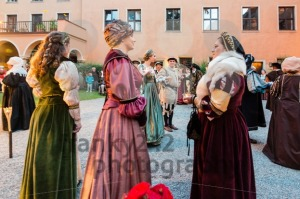 Historic performance in Augsburg - franky242 photography