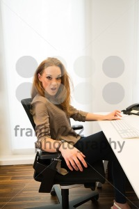 Tied to the office - franky242 photography