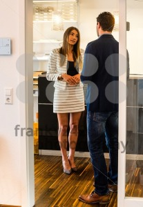 At the office reception - franky242 photography