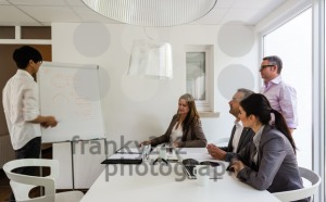 business meeting in a cozy environment - franky242 photography