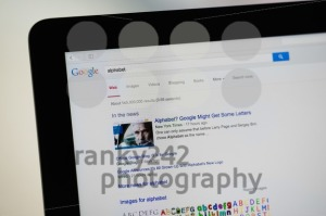 Google Search For Alphabet - franky242 photography