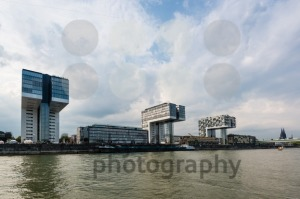 Rheinau harbor in Cologne - franky242 photography