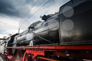 classic steam locomotive - franky242 photography